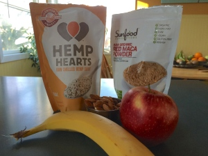 Hemp Maca Power Smoothie