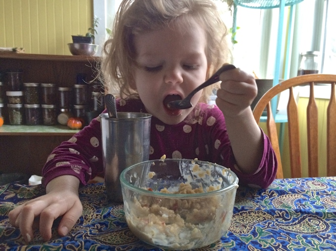 Toddler Approved Hot Cereal